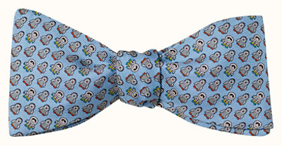 Pingloo bow tie -