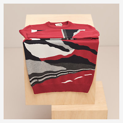 Pull col rond « Endless Road » -