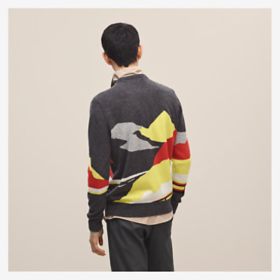 Pull col rond « Endless Road » - H847125HA83LA