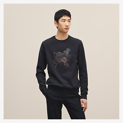 """Brazilian Horses"" sweater -"
