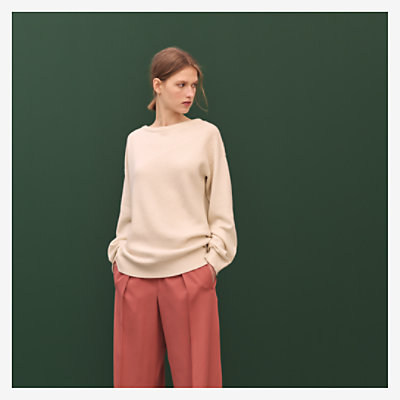 Boatneck sweater -