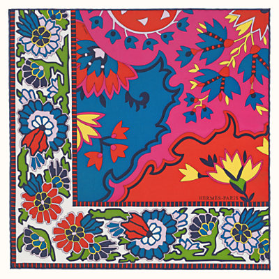 Paisley from Paisley Detail scarf 45 -