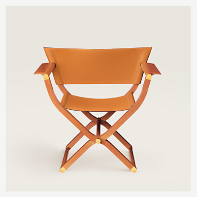 Pippa folding armchair -