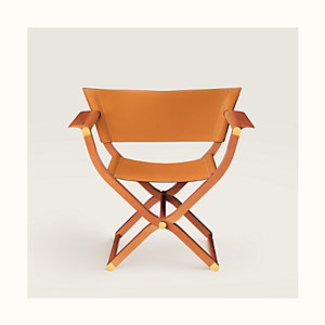 Pippa folding armchair