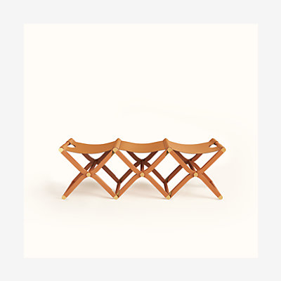 Pippa 3-seater bench -