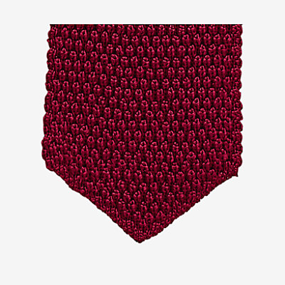 Tricot de Soie double point tie -