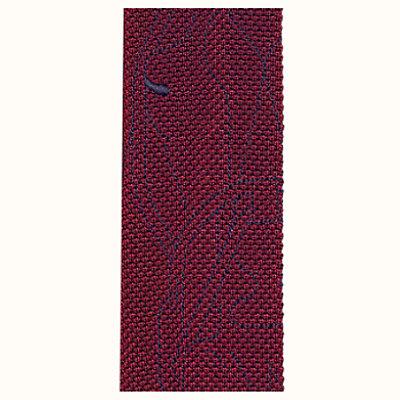 Cravate Tricot de soie brodée Tête-à-Tête Equestre - H903046T 04 d0a56ae2307