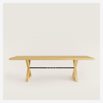 Reeditions J.-M. Frank par Hermes X table -