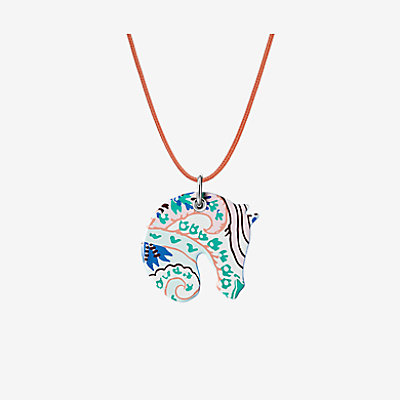 Tatersale Paisley from Paisley pendant, small model -
