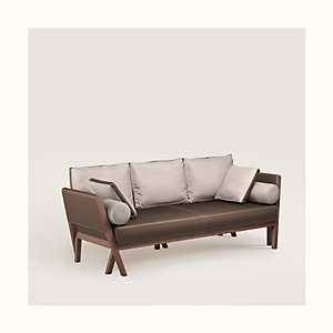 Matieres reception sofa