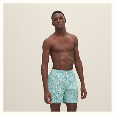"""Le Son du Printemps"" swim trunks"