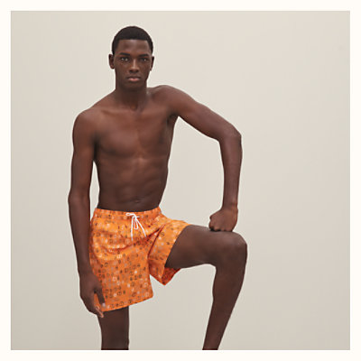 """Maillons Libres"" swim trunks"