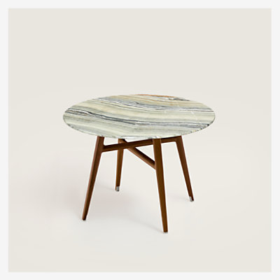 Les Necessaires d'Hermes satellite table, small model -
