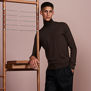 """Profil H"" turtleneck sweater"