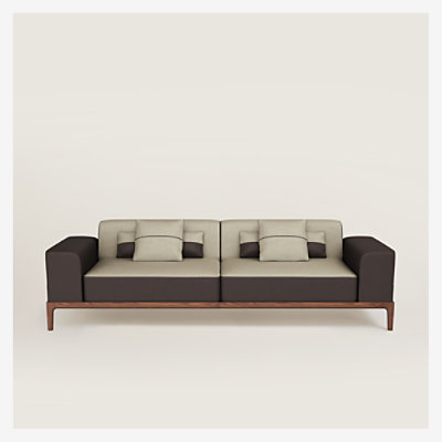 Sofa Sellier 2 places -