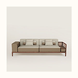 Sofa Sellier 2 places