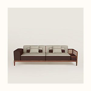 Sofa Sellier 2-seater