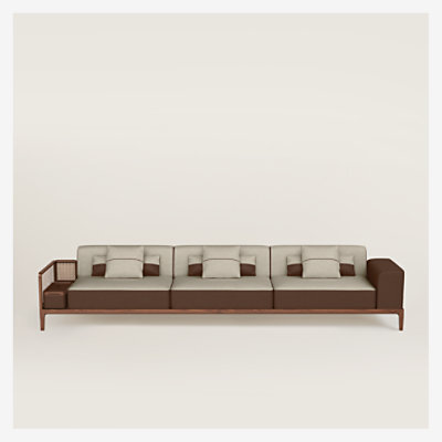 Sofa Sellier 3-seater -