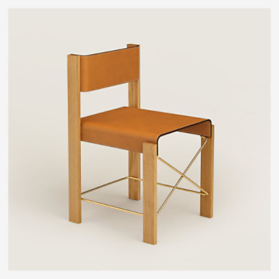 Equis d'Hermes chair -