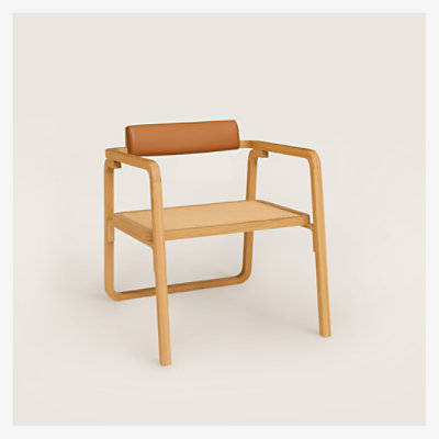 Oria d'Hermes low armchair -