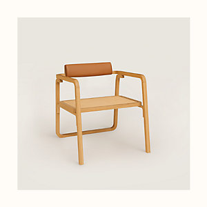 Oria d'Hermes low armchair