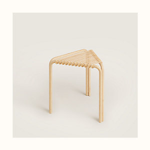 Karumi triangular stool