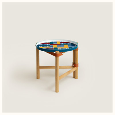 Les Trotteuses d'Hermes occasional table, large model