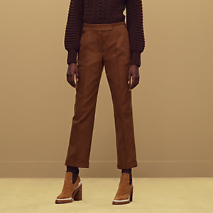 Bloomsbury cropped pants