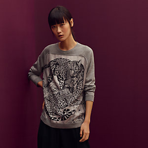 "Pull twillaine stampa ""Jungle love rainbow"""