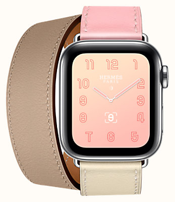Apple Watch Hermès Series 4 Double Tour 40 mm