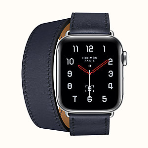 Apple Watch Hermès Series 4 Double Tour Long 40 mm