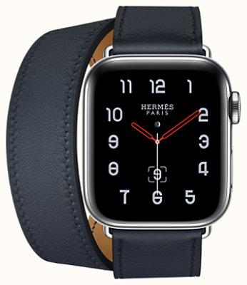 Apple Watch Hermès Series 4 Double Tour 40 mm