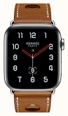 Apple Watch Hermès Series 4 Simple Tour 44 mm Rallye.