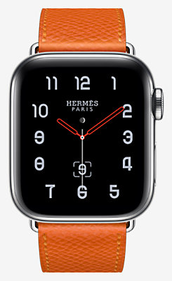 Apple Watch Hermès Series 4 Single Tour 40 mm -