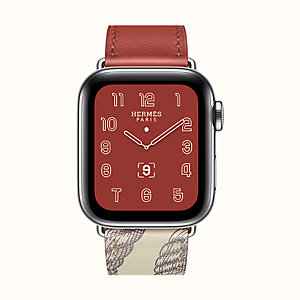 Apple Watch Hermès Series 5 Single Tour 40 mm