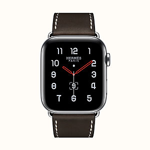 Apple Watch Hermès Series 5 Simple Tour 44 mm Boucle Déployante