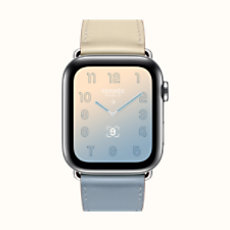 bef9fdb454c Apple Watch Hermès Series 4 Single Tour 44 mm