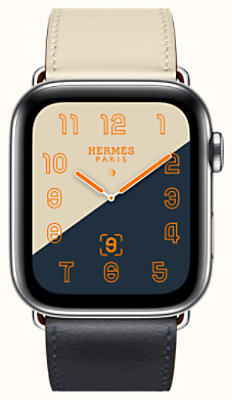 cc2ef974e3b Apple Watch Hermès Series 4 Single Tour 44 mm