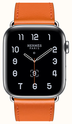 Caja Series 5 y correa Apple Watch Hermès Single Tour 44 mm