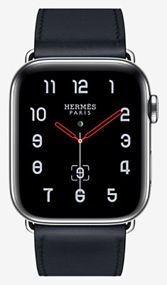 Apple Watch Hermès Series 4 Single Tour 44 mm - 1ST44WWINDIGO_KIT-H0240001v00-H077059CJ76