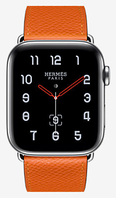 Apple Watch Hermès Series 4 Single Tour 44 mm - 1ST44WWVFEU_KIT-H0240001v00-H077053CJ9J