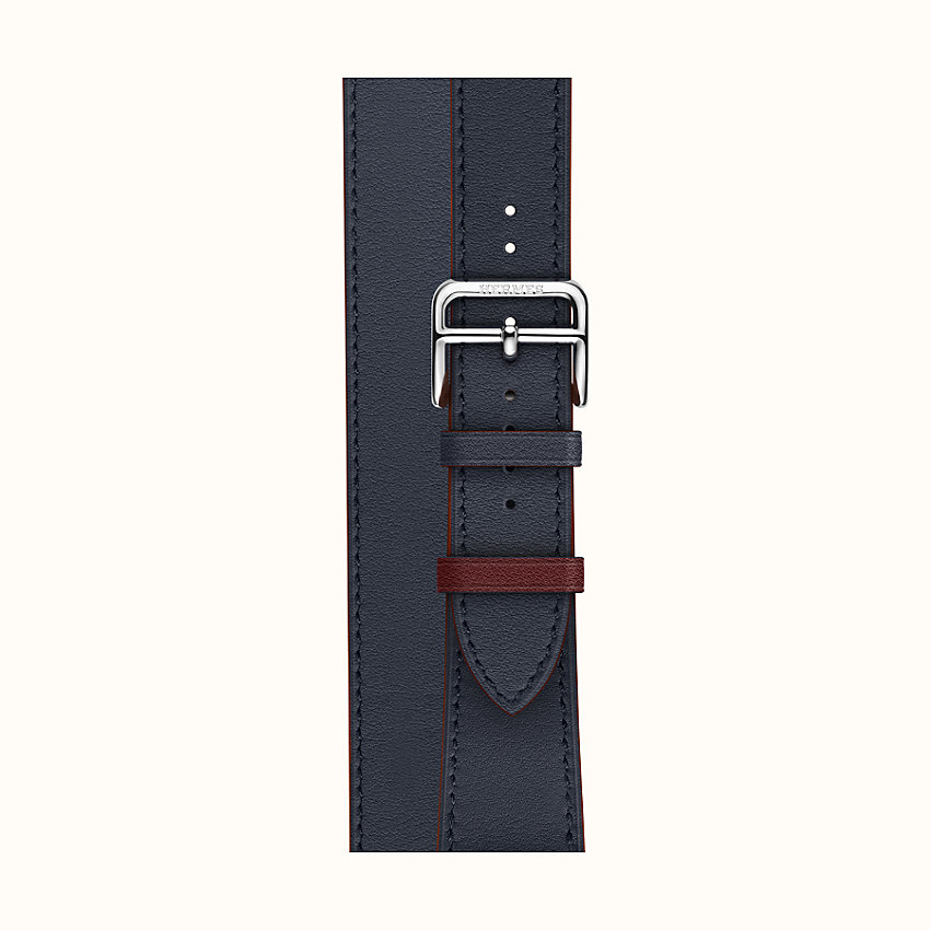 bild vergrößern, Armband Apple Watch Hermès Double Tour 38 mm