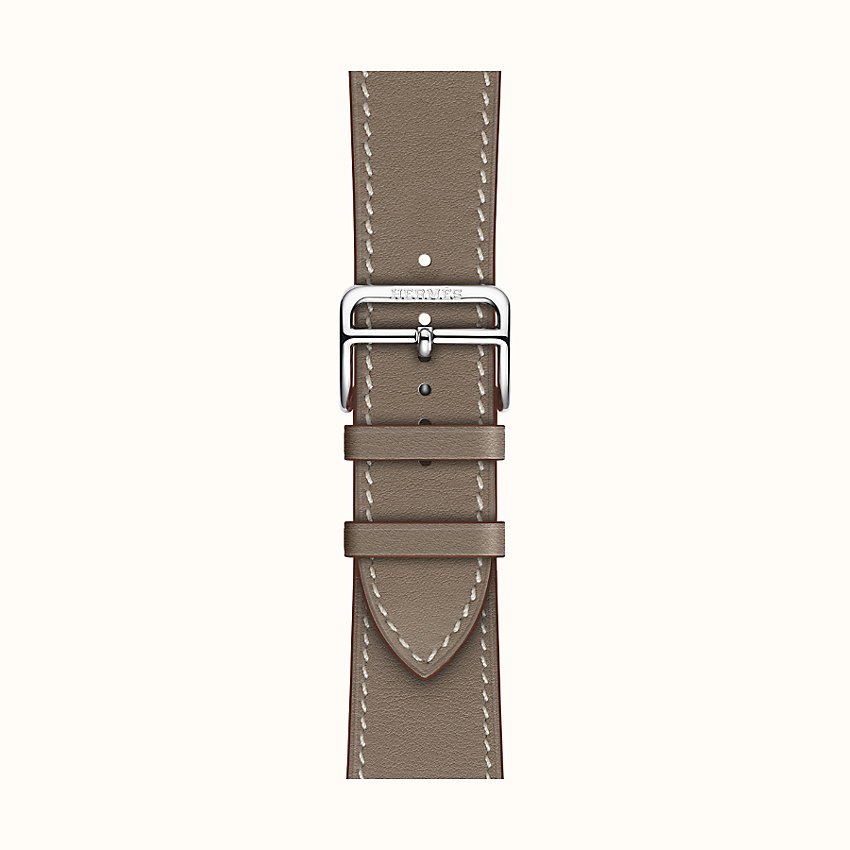 bild vergrößern, Armband Apple Watch Hermès Single Tour 44 mm