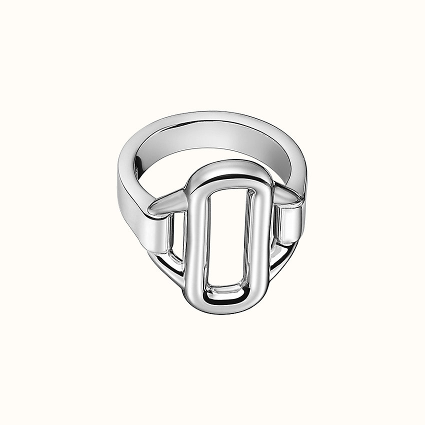 zoom image, Attelage Hermes ring, medium model