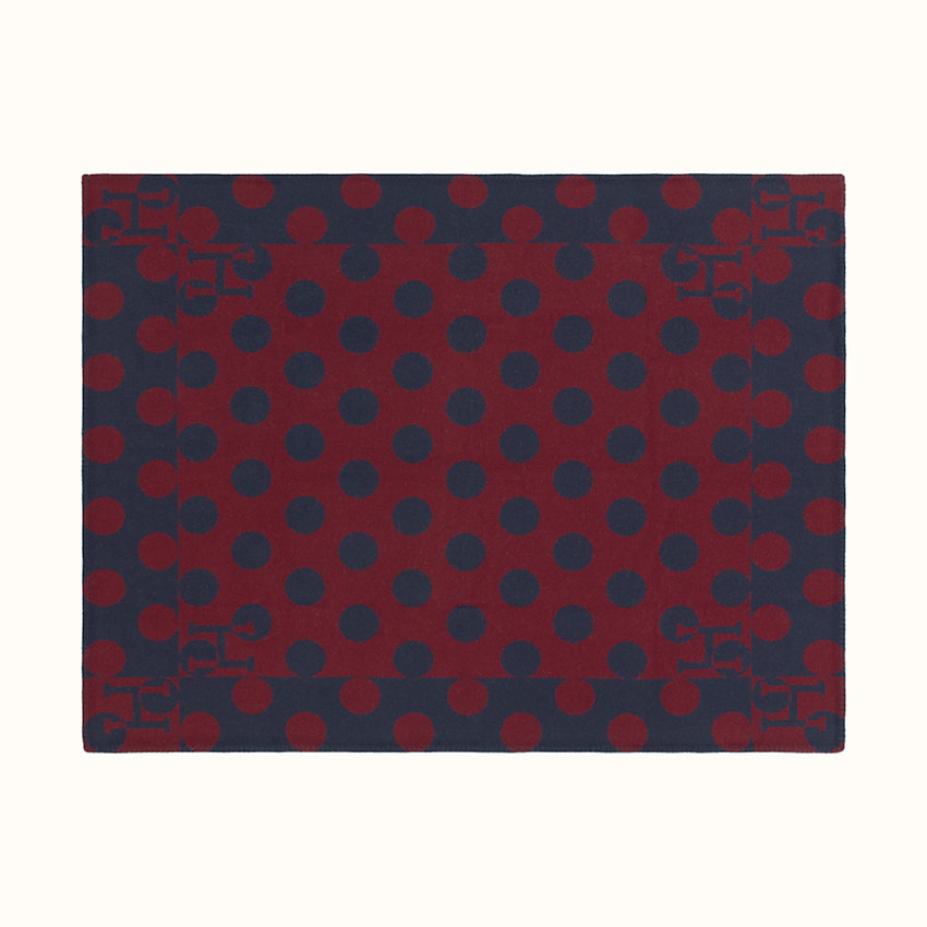 zoom image, Avalon Dots throw blanket