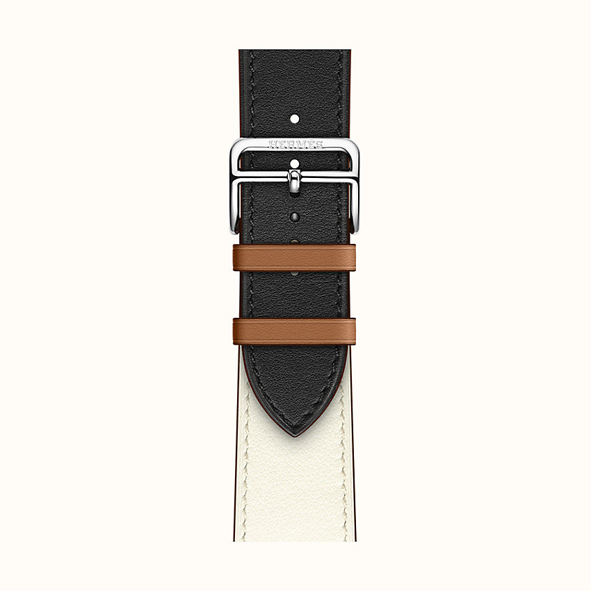 zoom image, Band Apple Watch Hermès Single Tour 40 mm