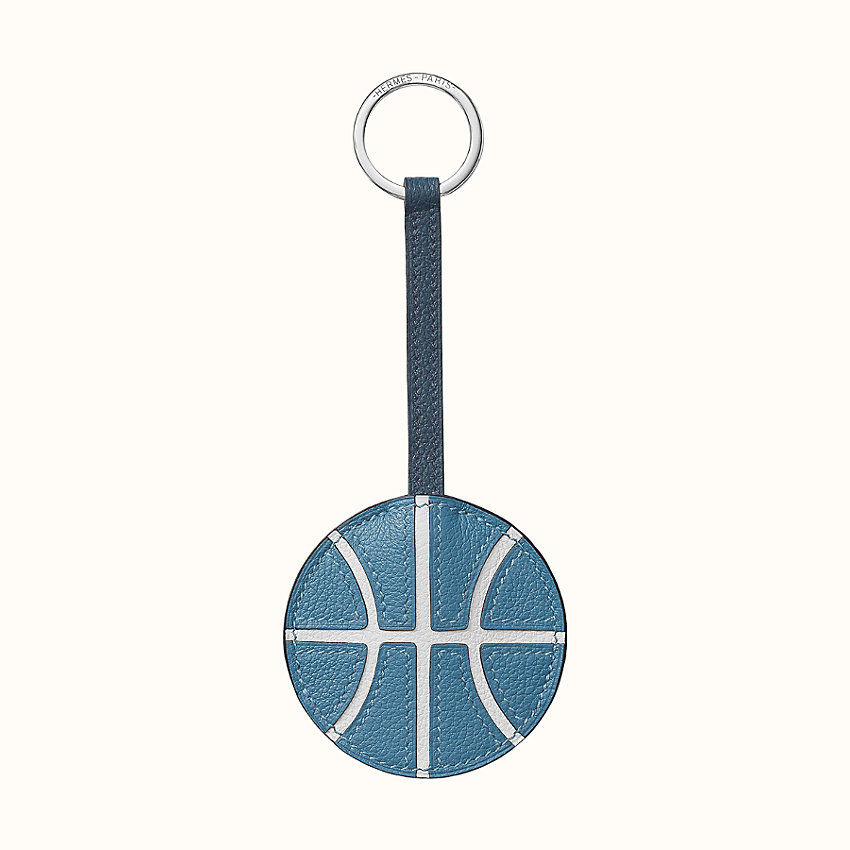 zoom image, Basketball key ring