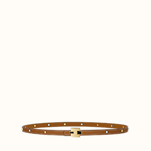 Eileen buckle & Clous Medor leather strap 13 mm