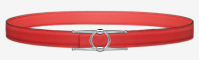 Odyssee buckle & Reversible leather strap 24 mm -
