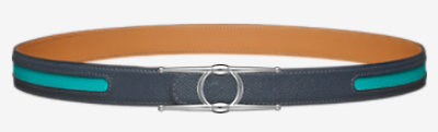 Sydney belt buckle & Must leather strap -